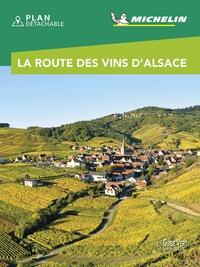 Michelin - Route des vins d'Alsace.