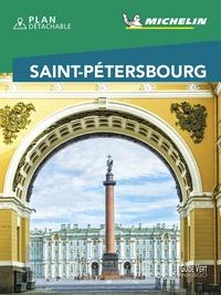 Michelin - Saint-Pétersbourg. 1 Plan détachable
