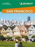 Michelin - San Francisco. 1 Plan détachable