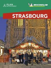 Michelin - Strasbourg. 1 Plan détachable