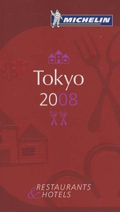 Michelin - Tokyo - Selection of Restaurants and Hotels.
