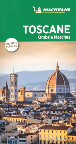 Michelin - Toscane, Ombrie et Marches.