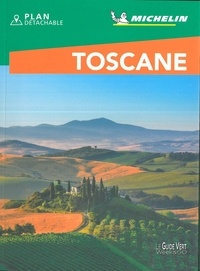 Michelin - Toscane. 1 Plan détachable