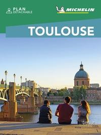 Michelin - Toulouse. 1 Plan détachable