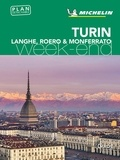 Michelin - Turin - Langhe, Roero et Monferrato. 1 Plan détachable