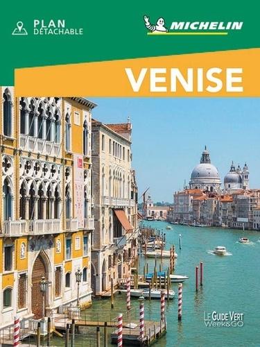Michelin - Venise. 1 Plan détachable