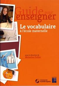 Le vocabulaire à lécole maternelle.pdf