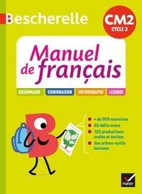 Micheline Cellier et Viviane Marzouk - Manuel de français CM2 Bescherelle.