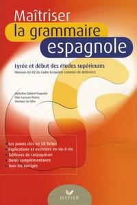 Deedr.fr Maîtriser la grammaire espagnole Image