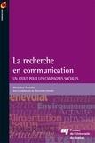 Micheline Frenette - La recherche en communication - Un atout pour les campagnes sociales.