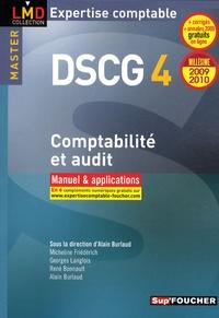 Micheline Friédérich et Georges Langlois - Comptabilité et audit DSCG 4.