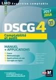 Micheline Friédérich et Didier Bensadon - DSCG 4 Comptabilité et audit manuel et applications 11e édition Millésime 2017-2018.
