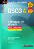 Micheline Friédérich et Alain Burlaud - DSCG 4 Comptabilité et audit - Manuel & applications.