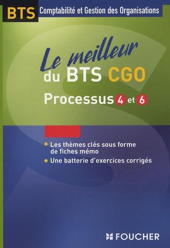 Micheline Friédérich - Le meilleur du BTS CGO - Processus 4 et 6.