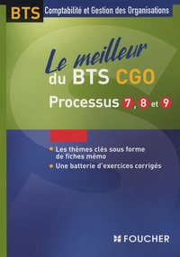 Feriasdhiver.fr Le meilleur du BTS CGO - Processus 7, 8 et 9 Image