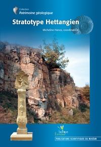 Micheline Hanzo - Stratotype Hettangien.
