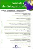 Micheline Hotyat et  Collectif - ANNALES DE GEOGRAPHIE N° 609-610 SEPT/DEC 1999 : FORETS ET FILIERES BOIS DE L'HEMISPHERE NORD.