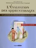 Micheline-Joanne Durand et Roch Chouinard - L'évaluation des apprentissages - De la planification de la démarche à la communication des résultats.