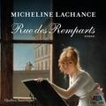 Micheline Lachance et Delia Remy - Rue des Remparts.