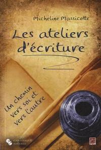 Lesmouchescestlouche.fr Les ateliers d'écriture, un chemin vers soi et vers l'autre Image