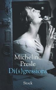 Micheline Presle - Di(s)gressions.