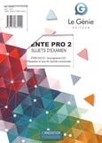 Michelle Barret - Vente Pro 2 épreuve E2 sous-épreuve E22 : préparation et suivi de l'activité commerciale - Sujets d'examen.