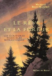 Deedr.fr Le rêve et la fureur. Les écritures musicales romantiques Image