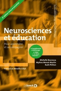 Michelle Bourassa et Mylène Menot-Martin - Neurosciences et éducation - Pour apprendre et accompagner.