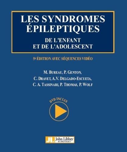 Michelle Bureau et Pierre Genton - Syndromes épileptiques de l'enfant et de l'adolescent. 1 DVD