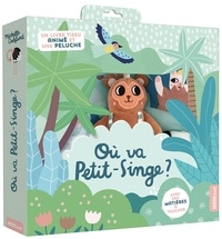 Michelle Carlslund - Où va Petit-Singe ?.