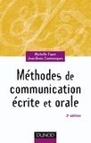 Michelle Fayet et Jean-Denis Commeignes - Méthodes de communication écrite et orale - 3ème édition.