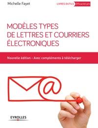 Michelle Fayet - Modèles types de lettres et courriers électroniques.