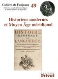Michelle Fournié et Daniel-Odon Hurel - Historiens modernes et Moyen Age méridional.