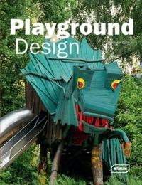 Michelle Galindo - Playground design.