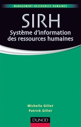 Michelle Gillet et Patrick Gillet - SIRH - Système d'information des ressources humaines.