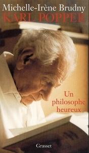 Michelle-Irène Brudny - Karl Popper.