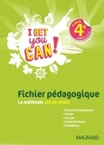 Michelle Jaillet - Anglais 4e cycle 4 A2>B1 I Bet You Can! - Fichier pédagogique.