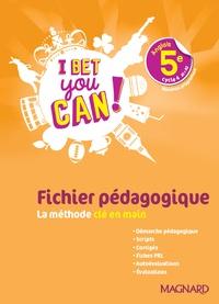 Michelle Jaillet - Anglais 5e cycle 4 A1>A2 I bet you can! - Fichier pédagogique.