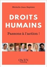 Michelle Jean-Baptiste - Droits humain - Passons à l'action !.