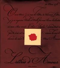 Odile Thevenot et Michelle Lovric - Lettres d'amour.