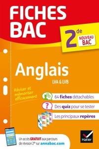 Michelle Malavieille - Fiches bac Anglais 2de - nouveau programme de Seconde (2020-2021).