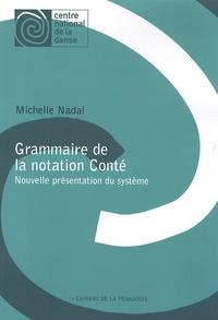 Corridashivernales.be Grammaire de la notation Conté - Nouvelle présentatiton du système Image