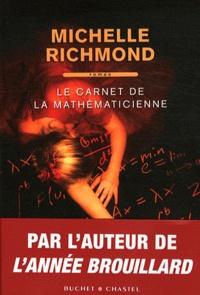 Michelle Richmond - Le carnet de la mathématicienne.