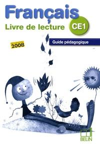 Michelle Sommer et Jean Flaven - Français CE1 Livre de lecture - Guide pédagogique, programmes 2008.