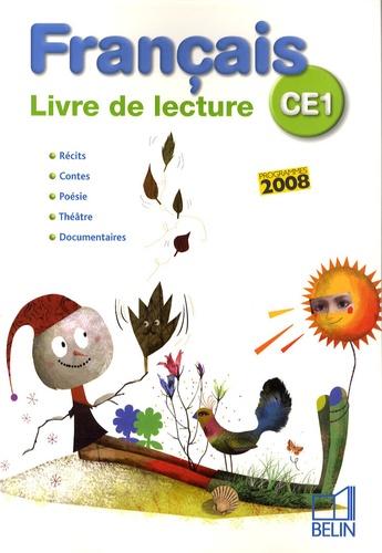 Michelle Sommer et Jean Flaven - Français CE1 - Livre de lecture.