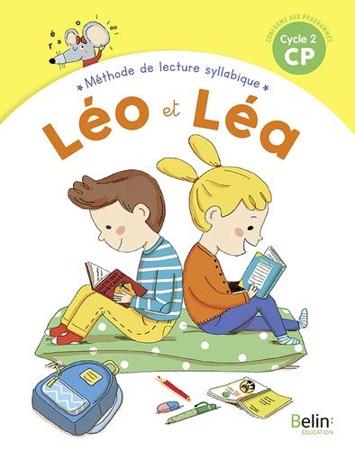 Michelle Sommer et Thérèse Cuche - Méthode de lecture syllabique CP Cycle 2 Léo et Léa - Manuel.