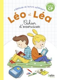 Michelle Sommer et Thérèse Cuche - Méthode de lecture syllabique CP Cycle 2 Léo et Léa - Cahier d'exercices.
