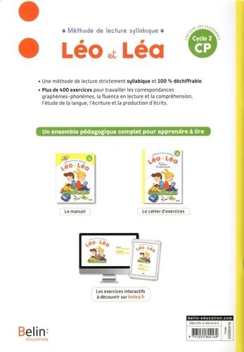Méthode de lecture syllabique CP Cycle 2 Léo et Léa. Cahier d'exercices  Edition 2019