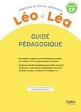 Michelle Sommer et Thérèse Cuche - Méthode de lecture syllabique CP Cycle 2 Léo et Léa - Guide pédagogique.