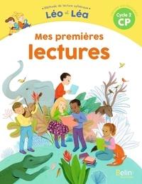 Michelle Sommer et Laurence Gaudin - Méthode de lecture syllabique CP Cycle 2 Léo et Léa - Mes premières lectures.
